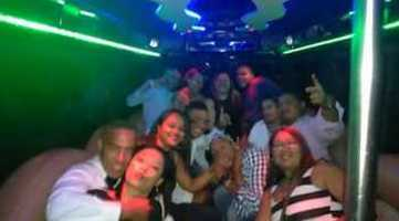 Limo Party Bus Jhb