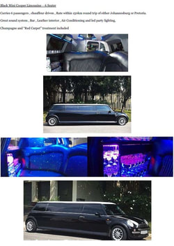 Open Top Party Bus hire
