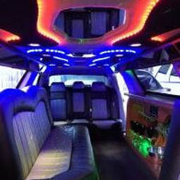 Limo Pretoria Seating