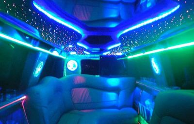 Merc MLM Limo Inside front