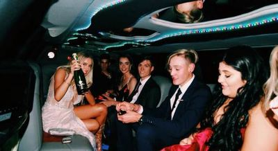 Fun Matric Dance Limo